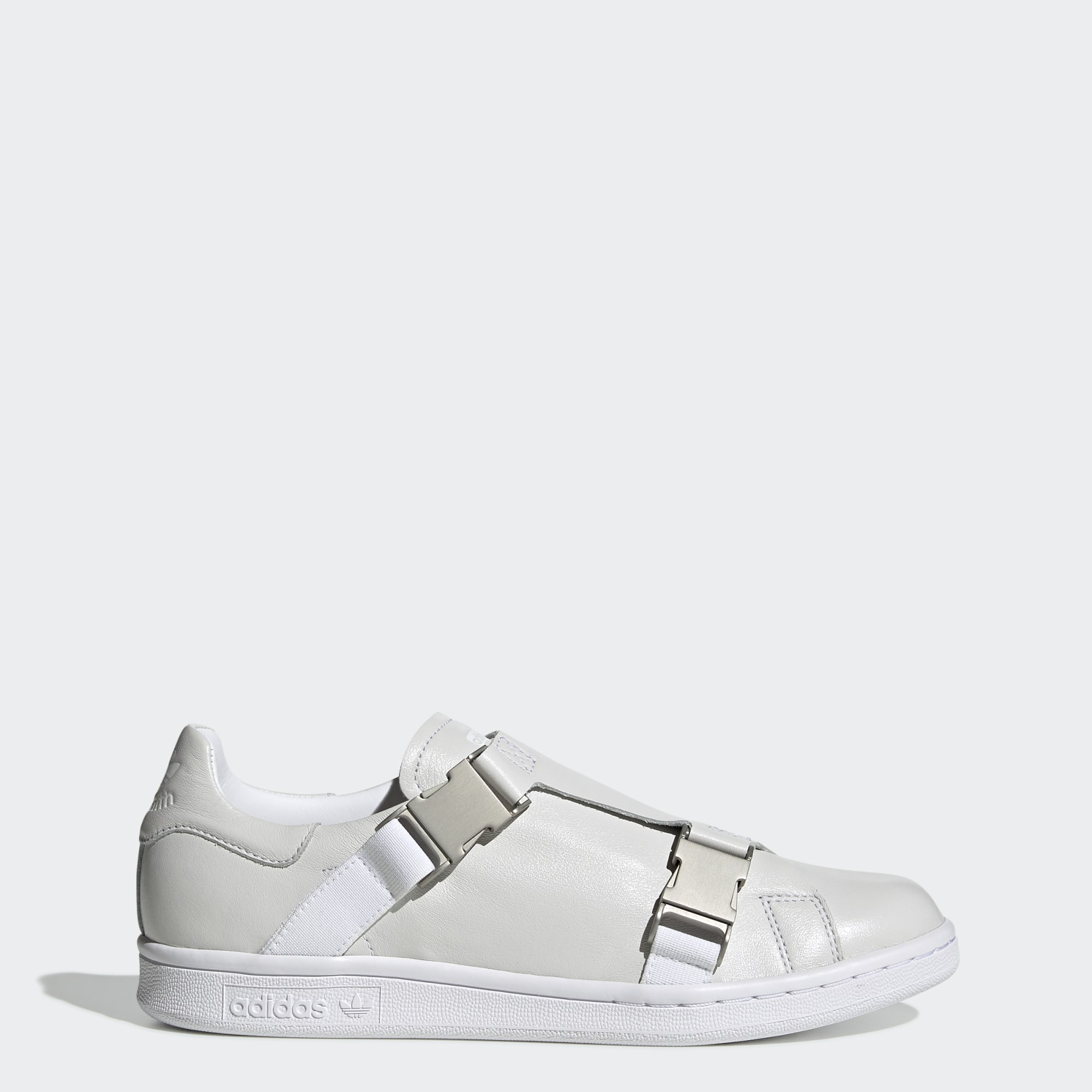 adidas stan smith black leo detail