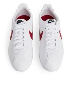 Nike Leather Cortez   White