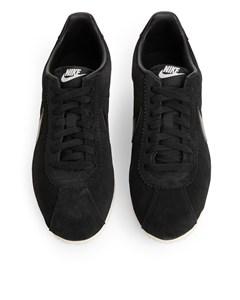 Nike Cortez Fabric   Black