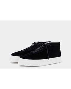 Mother Mid Suede Ww Black