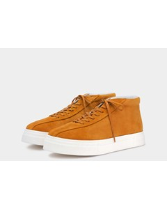 Mother Mid Suede Wo Sienna