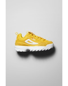 Distruptor Mesh Low Shoes Yellow
