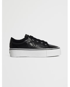 Converse Star Replay Platform Ox 565249c Black
