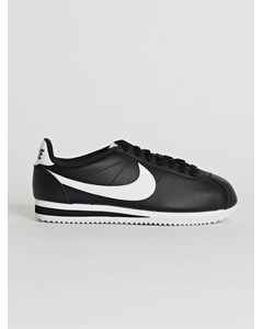 Nike Leather Cortez   Black