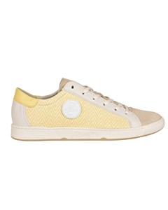 Low Leather Sneakers June