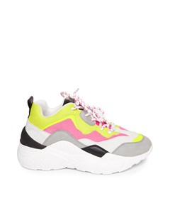 Antonia Sneaker Pink Multi
