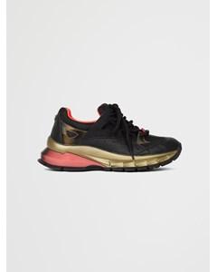 Accept Sneaker Black Multi