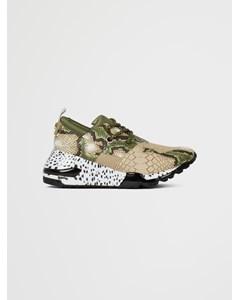 Cliff Sneaker C Olive/brn