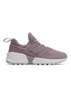 Ws574tea Sneaker Purple