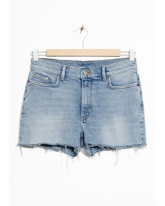 L3 American Canyon Shorts Blau