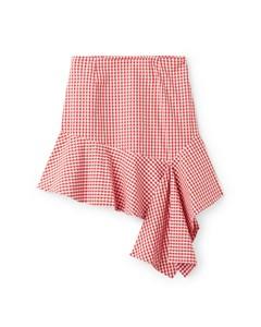 Brenda Skirt Red