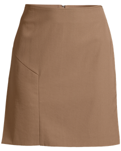 Stretch Drill Skirt Fawn