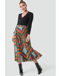 Midi Skirts Multicolor