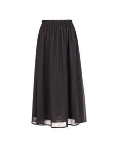 Diana Ankle Skirt 001 Black