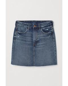 Skirt Mini Bea Blue