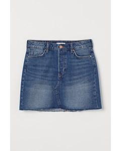 Kahl Denim Skirt Blue