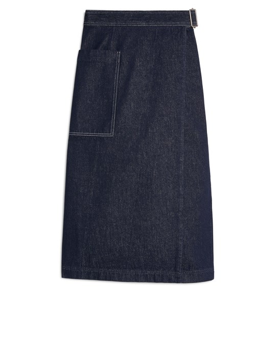 Arket Skirt Blue