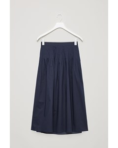 Cl Mintzy Voile Skirt Blue