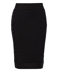 Zasha Spotlight Knit Pencil Skirt