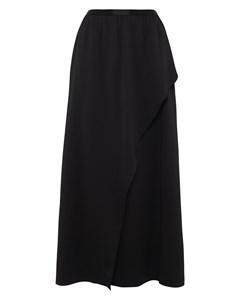 Alessia Satin Midi Skirt