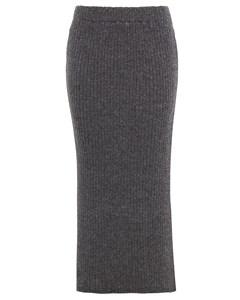 Palladium Knitted Skirt Grey