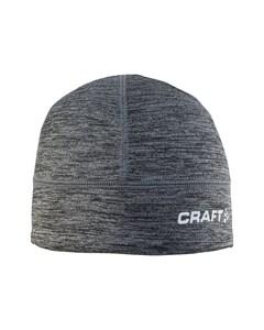 Light Thermal Hat - Grey Melange