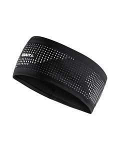 Brilliant 2.0 Headband - Black Solid
