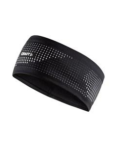 Brilliant 2.0 Headband - Black Solid