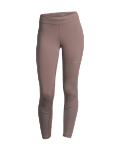 Iconic 7/8 Tights Grounded Brown