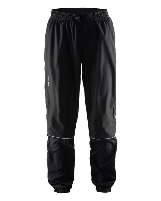 Craft Mind Blocked Pants W - Black Solid