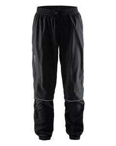 Mind Blocked Pants W - Black Solid