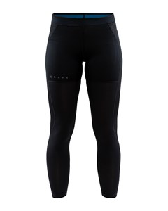Charge 7/8 Mesh Tights W - Black