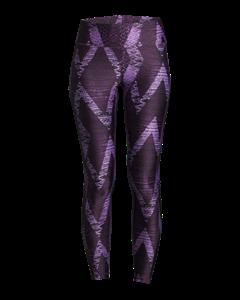 Sun Warrior Metallic 7/8 Tights Purple Sun Warrior Metallic