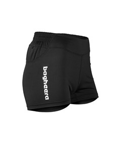 Race Tights Short Women Black