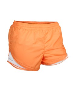 Sprint Shorts Women Neon Orange