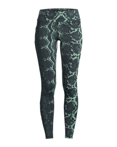 Snake Tights Green Snake