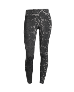 Snake Tights Grey Snake