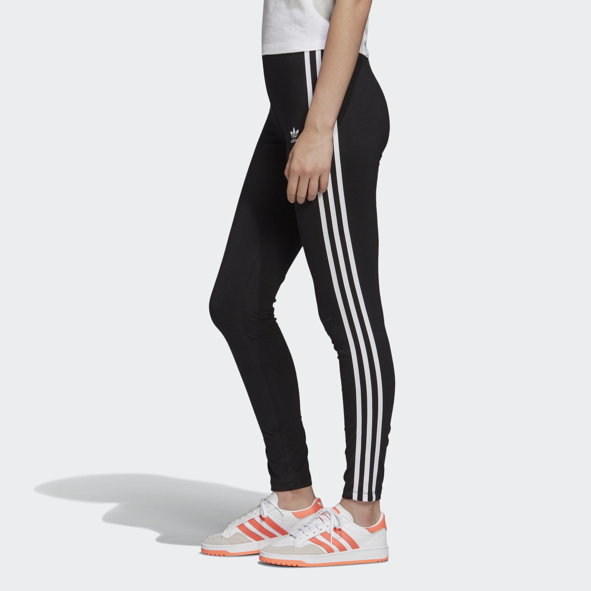 Adidas Adicolor 3 stripes Leggings bis zu 70 % | AFOUND
