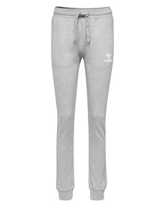 Hmlleisurely Pants Grey Melange
