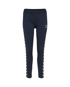 Hmlnelly Pants Black Iris/burnished Lilac