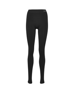 Sue Seamless Tights Black