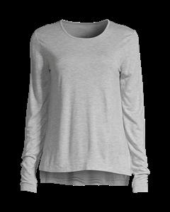 Conscious Tencel Long Sleeve Grey Melange