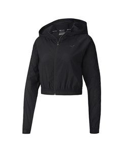 Be Bold Woven Jacket Puma Black