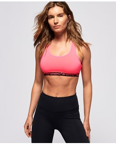 Core Layer Bra B Fusion Pink