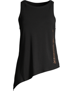 Active Studio Luxe Vest A Black