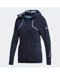 Terrex Primeknit Mid-layer Hooded Jacket