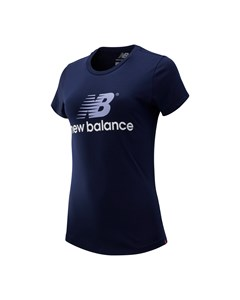 Nb Athletics Archive Stacked Tee Pigment