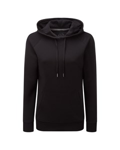 Russell Womens/ladies Hd Hooded Sweatshirt