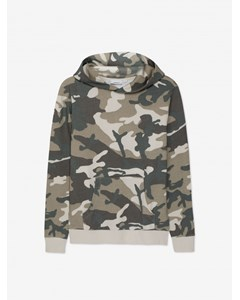 Mike Camo Hooded Sweatshirtlight Woodland