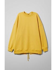 Link Sweatshirt Yellow